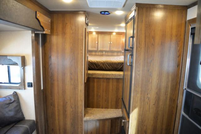Living space in SLX11SRK LARAMIE | SMC TRAILERS