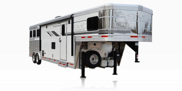 Laramie Horse Trailer