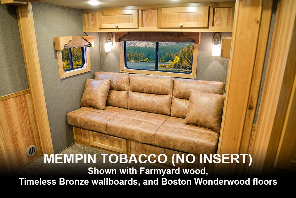 Standard Mempin Tocacco | SMC Laramie Decor Options