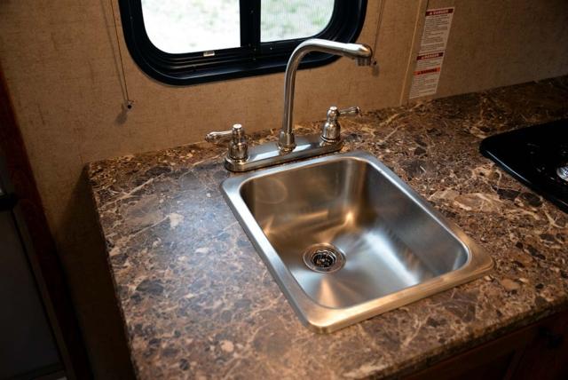 Sink in Patriot SP8X13SSR   SMC Trailers
