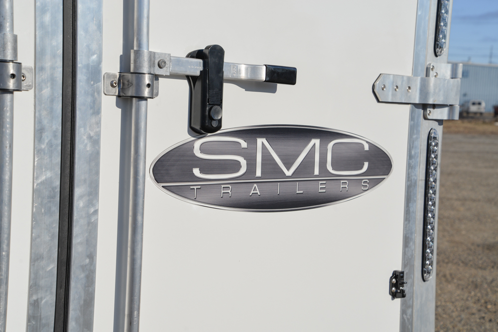 Durable Rear Latch and Hinge System