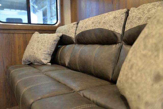 Sofa in SL8X18SBBSRB | SMC Trailers