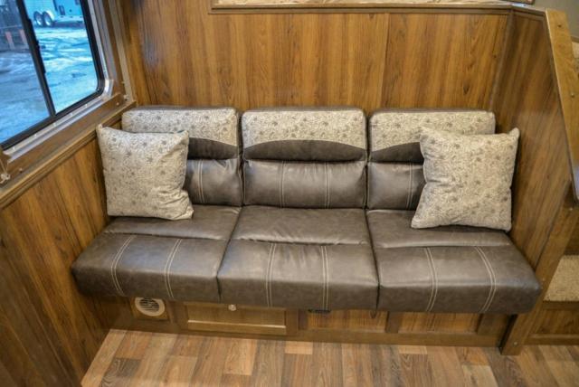 Sofa in Laramie Livestock SLE8X14SSR | SMC Trailers